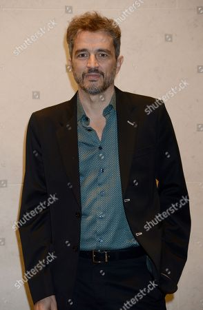 Editorial image of The Academy of Motion Picture Arts and Sciences 2018 New Members Reception, London, UK - 13 Oct 2018