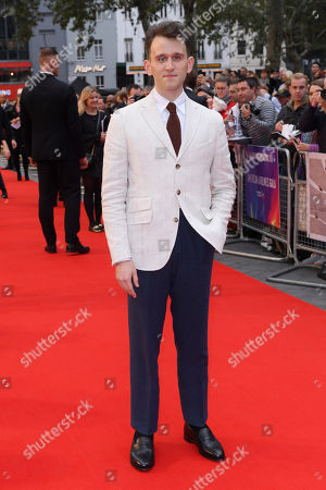 Stock Picture of Harry Melling