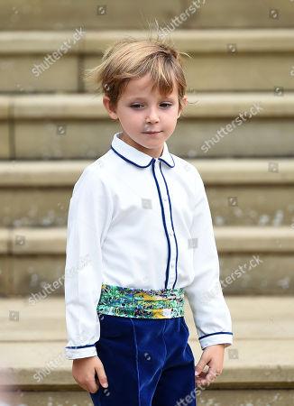 Editorial photo of The wedding of Princess Eugenie and Jack Brooksbank, Windsor Castle, Berkshire, UK - 12 Oct 2018