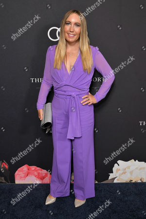 Editorial image of Variety's Power of Women, Arrivals, Los Angeles, USA - 12 Oct 2018