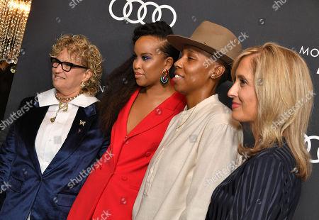 Claudia Eller, Kellee Stewart, Lena Waithe and Michelle Sobrino-Stearns