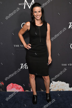 Editorial picture of Variety's Power of Women, Arrivals, Los Angeles, USA - 12 Oct 2018