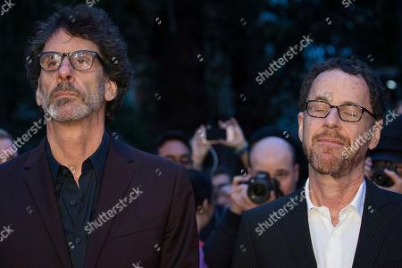 Editorial photo of Britain Film Festival 2018 The Ballad Of Buster Scruggs - 12 Oct 2018