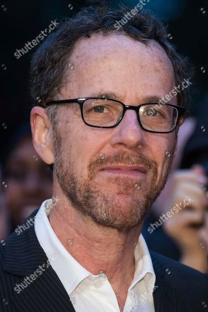 Stock Photo of Etan Cohen poses for photographers upon arrival at the premiere of the film 'The Ballad Of Buster Scruggs' showing as part of the BFI London Film Festival in London