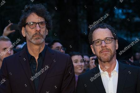 Joel Cohen and Etan Cohen