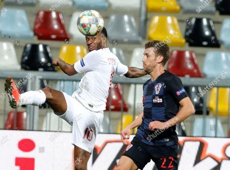 Editorial picture of Croatia vs England, Rijeka - 12 Oct 2018