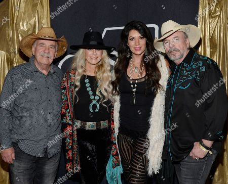 Editorial picture of Tanya Tucker 60th birthday party, Nashville, USA - 10 Oct 2018