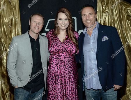 Actor Ryan O'Quinn, Singer/songwriters Hilary Williams and Comedian Craig Shoemaker