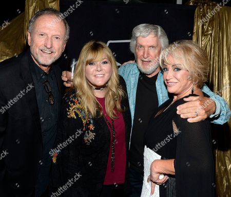 Singer/Songwriters Rudy Gatlin of The Gatlin Brothers, Jamie O'Neal, Joe Stampley and Tanya Tucker