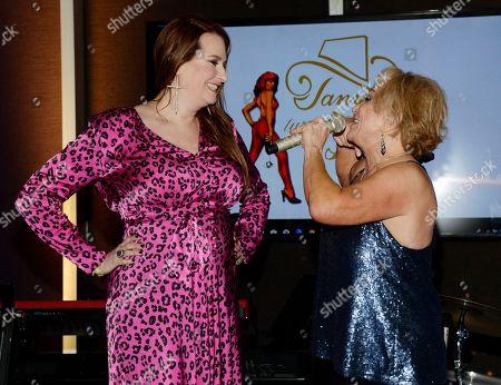 Singer/songwriters Hilary Williams and Tanya Tucker