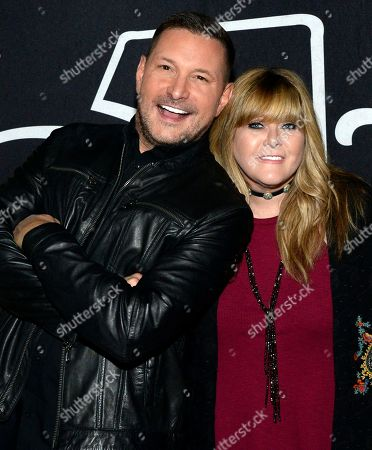Singer/songwriters Ty Herndon and Jamie O'Neal