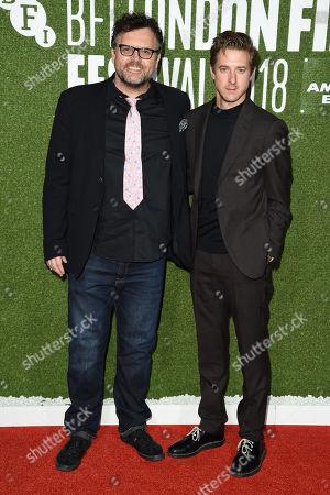 Che Walker and Arthur Darvill