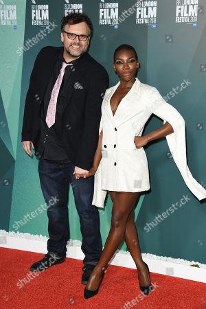 Che Walker and Michaela Coel