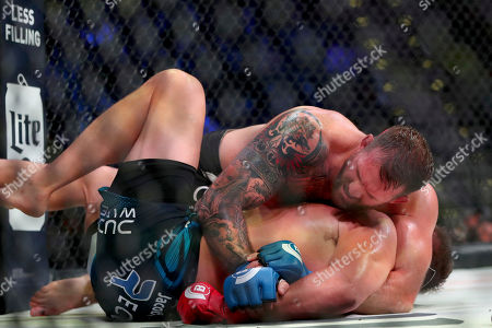 Editorial image of Bellator 207 Mixed Martial Arts, Uncasville, USA - 12 Oct 2018