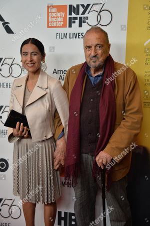 Nahal Tajadod, Jean-Claude Carriere