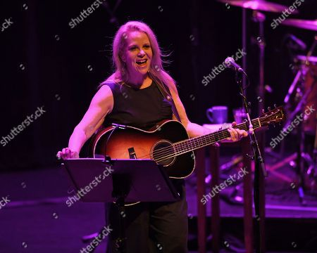 Editorial picture of Mary Chapin Carpenter in concert at The Broward Center, Fort Lauderdale, USA - 12 Oct 2018