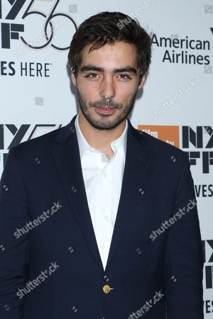 Editorial image of 'Eternity's Gate' premiere, New York Film Festival, USA - 12 Oct 2018