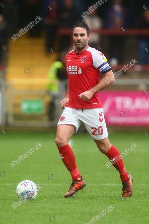 Craig Morgan of Fleetwood