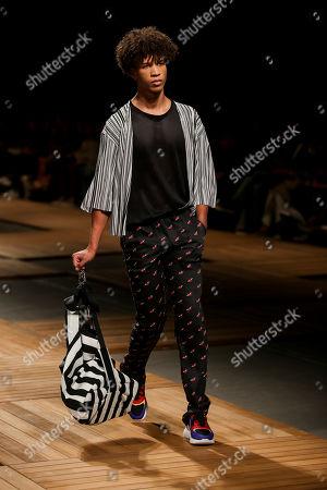 Editorial image of 51st Lisbon Fashion Week, Portugal - 13 Oct 2018
