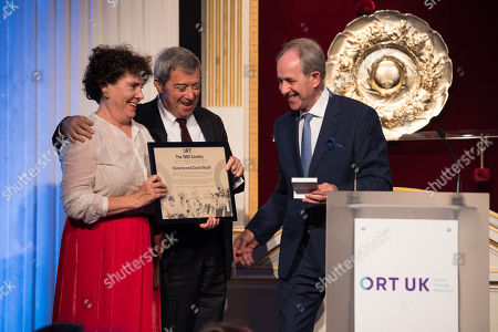 Editorial photo of ORT UK Annual Dinner, Mansion House, London, UK - 10 Oct 2018