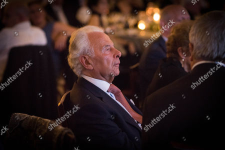 Editorial image of ORT UK Annual Dinner, Mansion House, London, UK - 10 Oct 2018