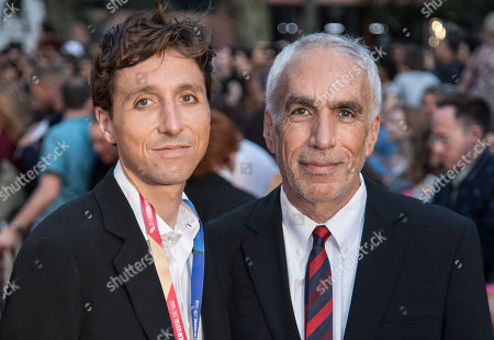 Stock Picture of Nic Sheff and David Sheff