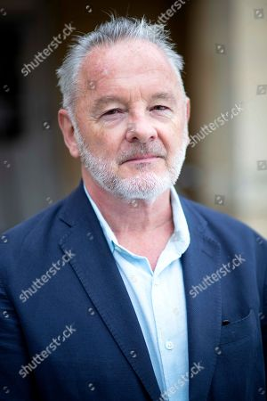 Stock Photo of Man Booker Prize Shortlist, Robin Robertson.