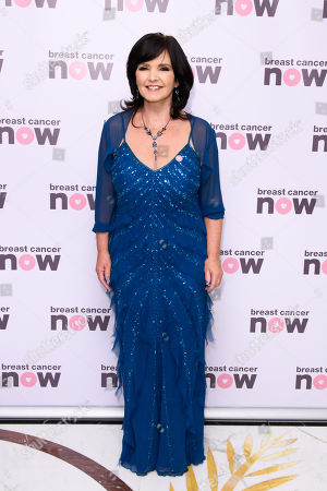 Stock Picture of Maureen Nolan