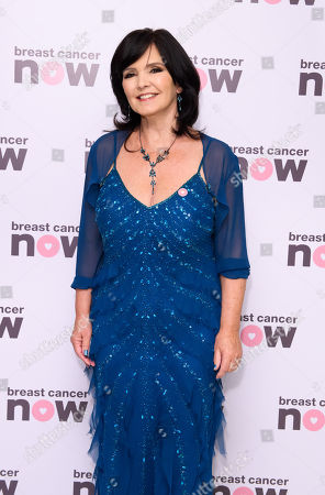 Editorial picture of 24th Annual Pink Ribbon Ball in aid of Breast Cancer Now, London, UK - 13 Oct 2018
