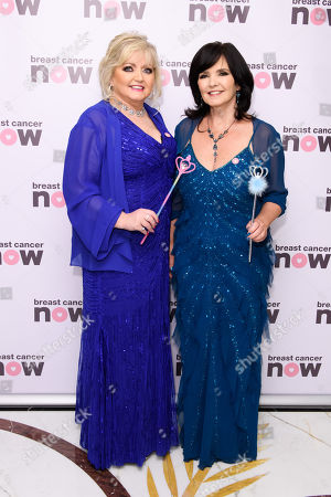 Editorial photo of 24th Annual Pink Ribbon Ball in aid of Breast Cancer Now, London, UK - 13 Oct 2018