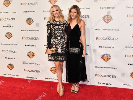 Editorial photo of Barbara Berlanti, F--k Cancer Benefit, Los Angeles, USA - 13 Oct 2018