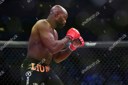 Editorial image of Bellator 208 Mixed Martial Arts, Uniondale, USA - 13 Oct 2018