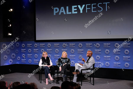 Diane English (Creator, Writer), Candice Bergen and Chris Witherspoon