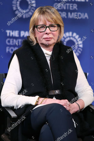 "Editorial image of PaleyFest NY Presents - ""MURPHY BROWN"", New York, USA - 13 Oct 2018"