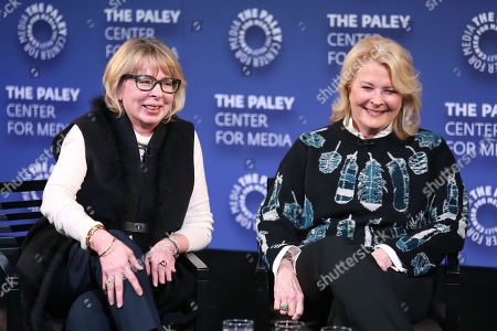 Diane English (Creator, Writer) and Candice Bergen