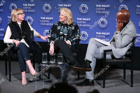"Editorial picture of PaleyFest NY Presents - ""MURPHY BROWN"", New York, USA - 13 Oct 2018"