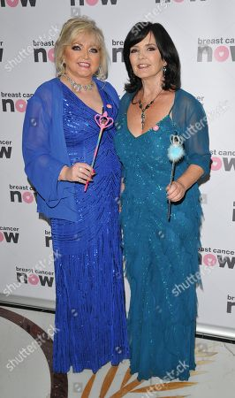 Stock Image of Linda Nolan and Maureen Nolan