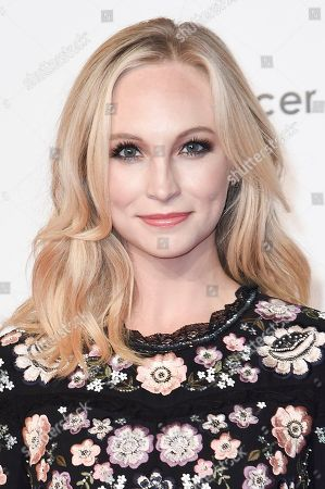 Candice King attends Barbara Berlanti Heroes Gala Benefitting FCancer at Warner Bros. Studio, in Burbank, Calif