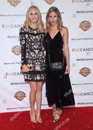 Candice King and Kayla Ewell