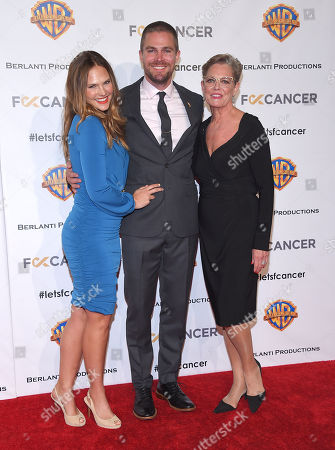 Editorial picture of Barbara Berlanti, F--k Cancer Benefit, Los Angeles, USA - 13 Oct 2018