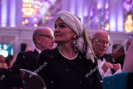 Editorial picture of Haven House Ball, London, UK - 11 Oct 2018