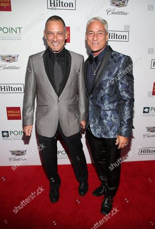 Editorial image of Point Foundation Gala, Arrivals, Los Angeles, USA - 13 Oct 2018
