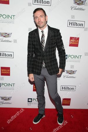 Editorial picture of Point Foundation Gala, Arrivals, Los Angeles, USA - 13 Oct 2018