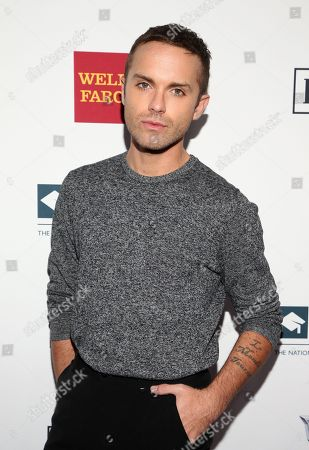 Editorial photo of Point Foundation Gala, Arrivals, Los Angeles, USA - 13 Oct 2018