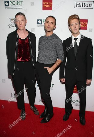 Stock Picture of Thomas Dekker, Guests