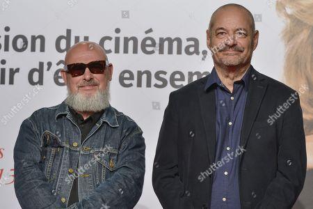 Marc Caro and Jean Pierre Jeunet