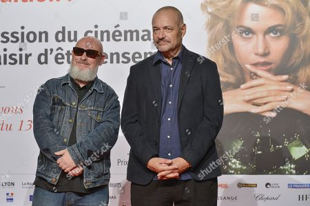 Marc Caro and Jean Pierre Jeunet