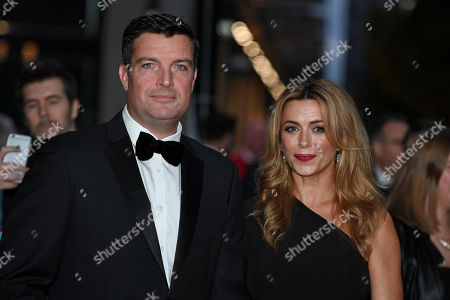 Editorial image of British Academy Cymru Awards, Arrivals, St David's Hall, Cardiff, Wales, UK - 14 Oct 2018