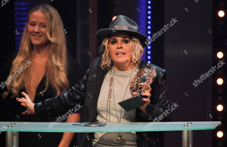 Amy Wadge and Laurence Love Greed - Original Music - 'Keeping Faith/Un Bore Mercher'