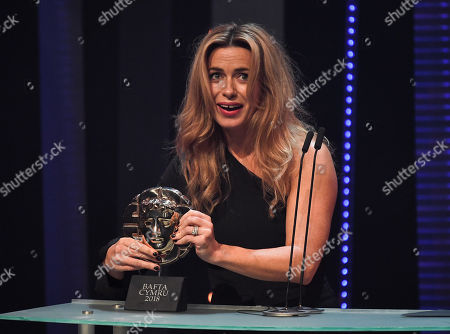 Eve Myles - Actress - 'Keeping Faith/Un Bore Mercher'